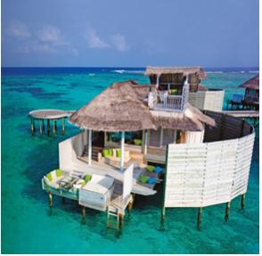 Maldives Luxury Tour Package