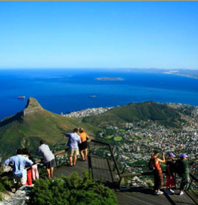 Cape Town Luxury Tour Package