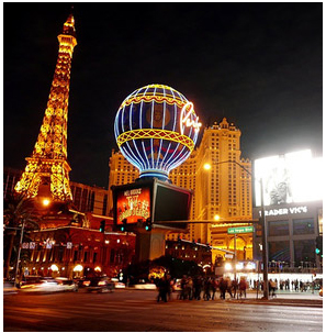 Las Vegas Luxury Tour Package