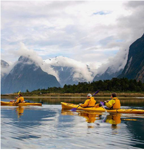 New Zealand Luxury Tour Package