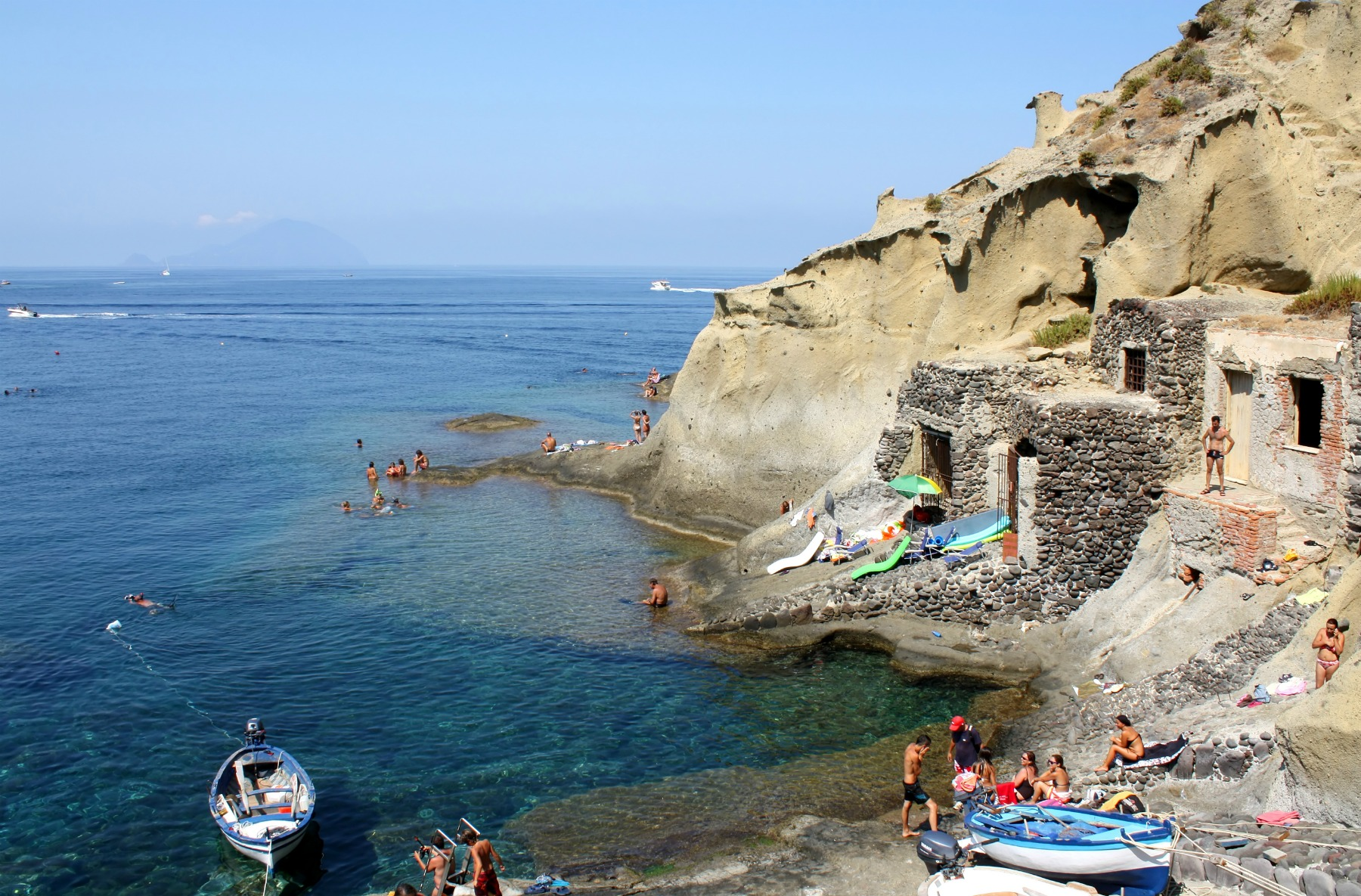 Exotic honeymoon points in italy welgrow travels blog for Salina sicily things to do