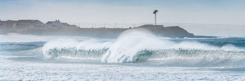 Surfing in Ericeira
