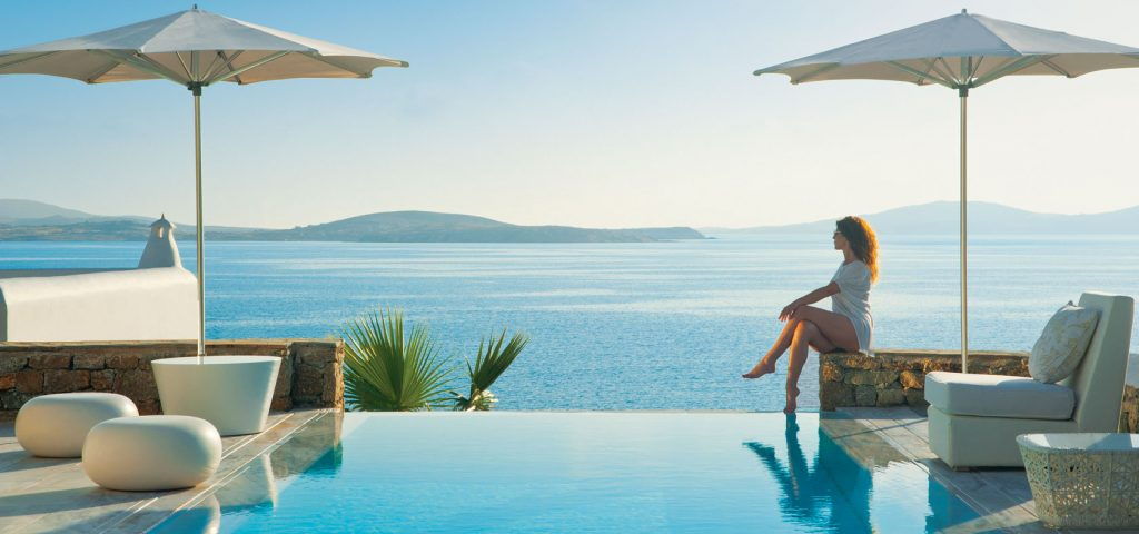 Luxury Hotel in Greece