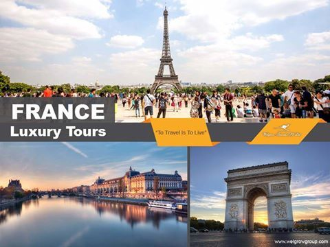 luxury travel with France