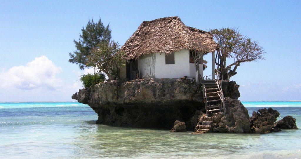 luxury destinations in Tanzania