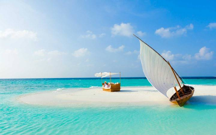 luxury destinations Maldives