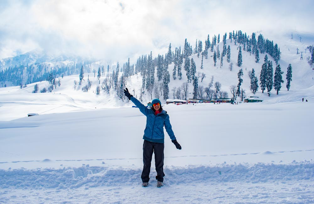 Gulmarg Jammu and Kashmir