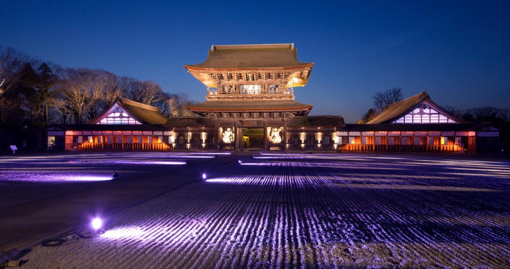 luxury destinations in Japan