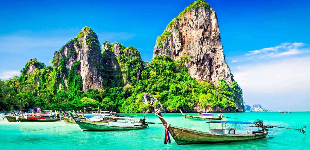 luxury destinations in Thailand