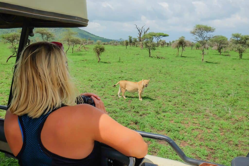 Luxury Travel in Tanzania
