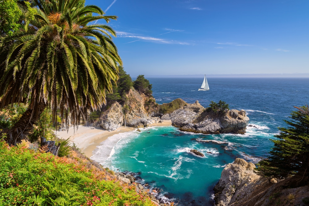 luxury travel in California