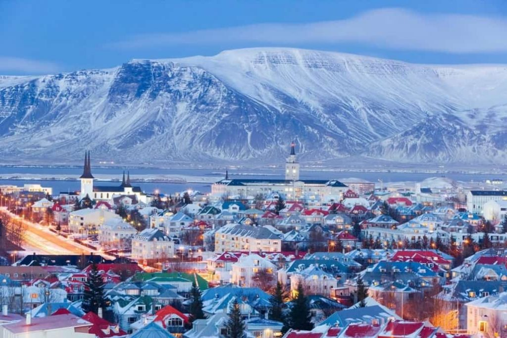 Reykjavik in Iceland welgrow travels