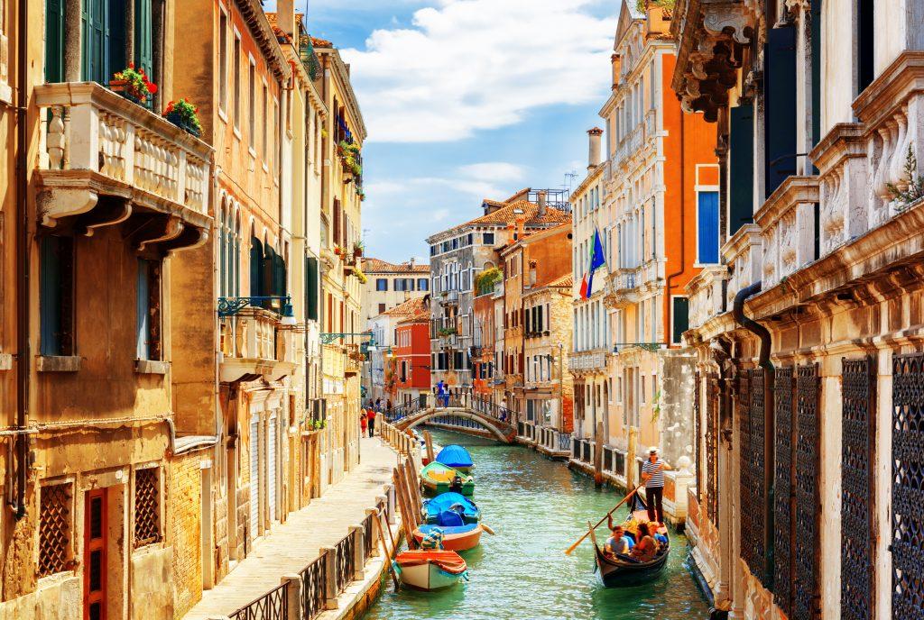 Luxury Travel In Italy
