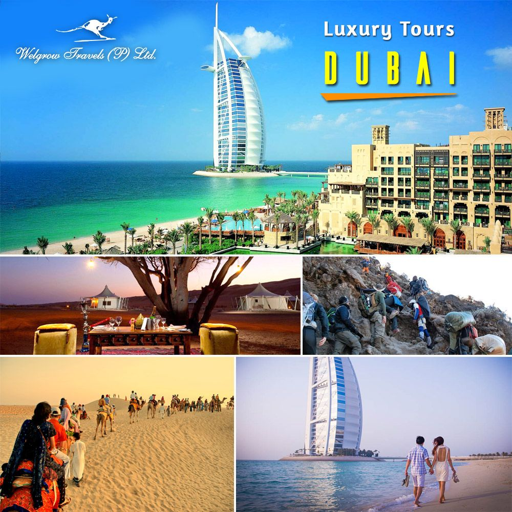 luxury destinations Dubai