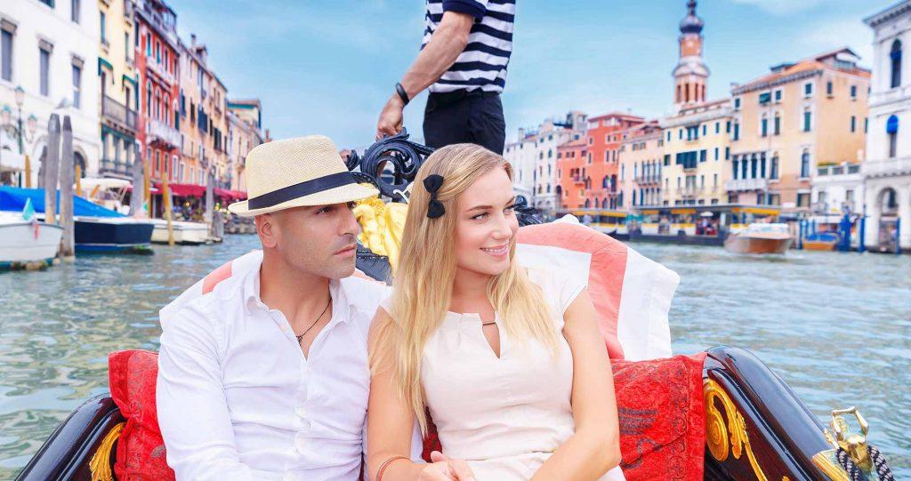 a luxury destination Italy