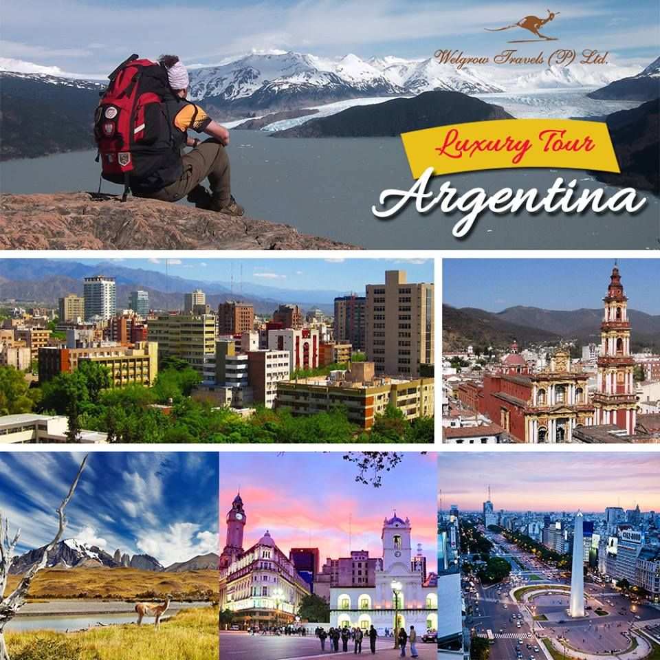 luxury destinations Argentina