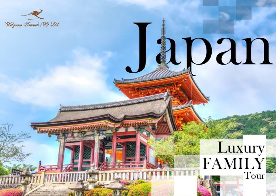 Japan holiday destinations
