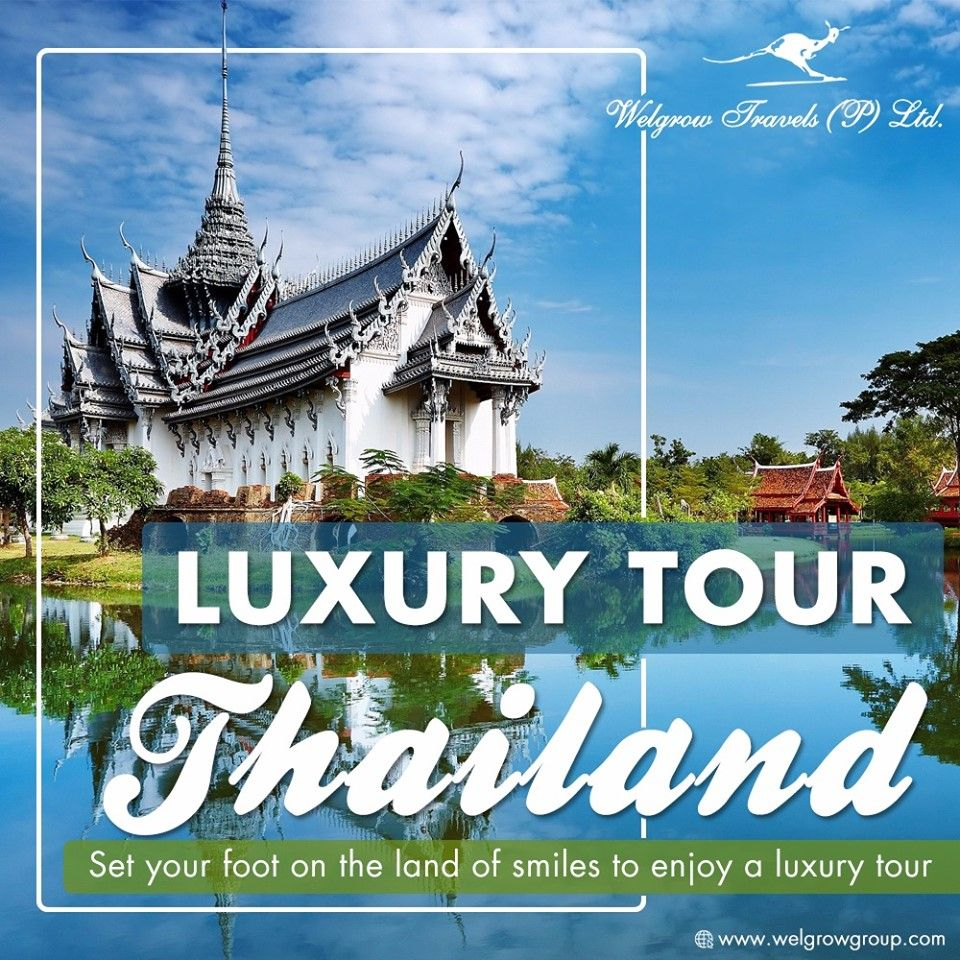 luxury destinations Thailand