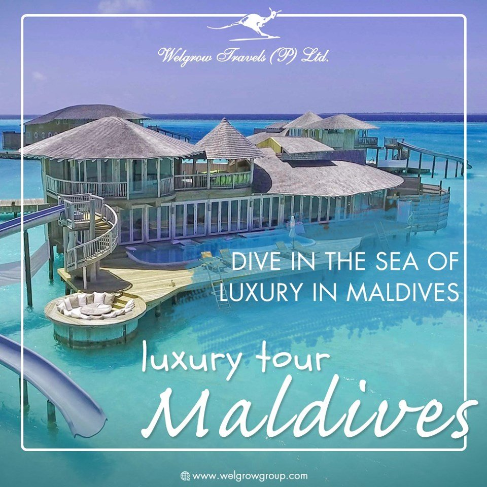 luxury destinations in Maldive