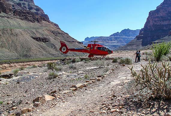 Grand Canyon Tours With Helicopter Las Vegas