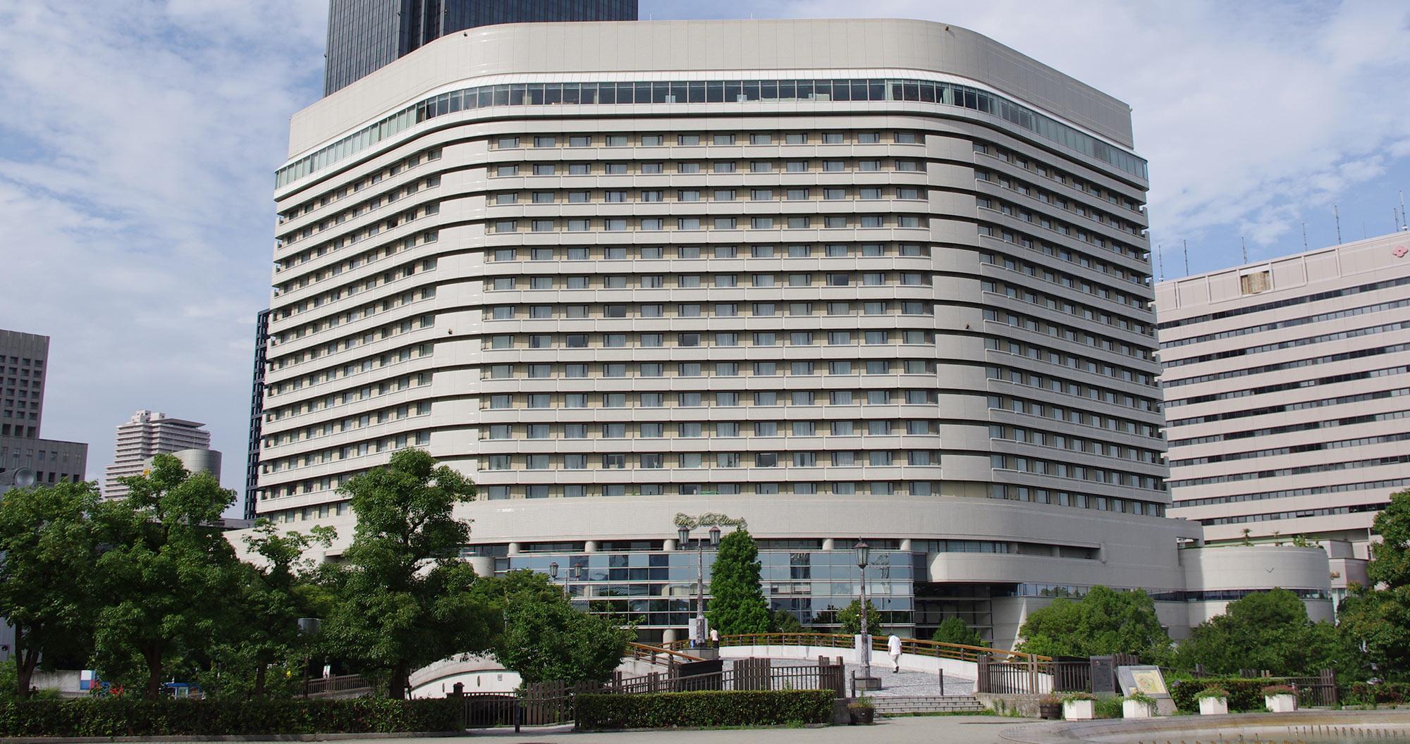New Otani Osaka Hotel