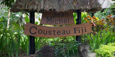 Jean-Michel Cousteau Fiji Islands Resort