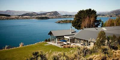 Whare Kea Lodge & Chalet