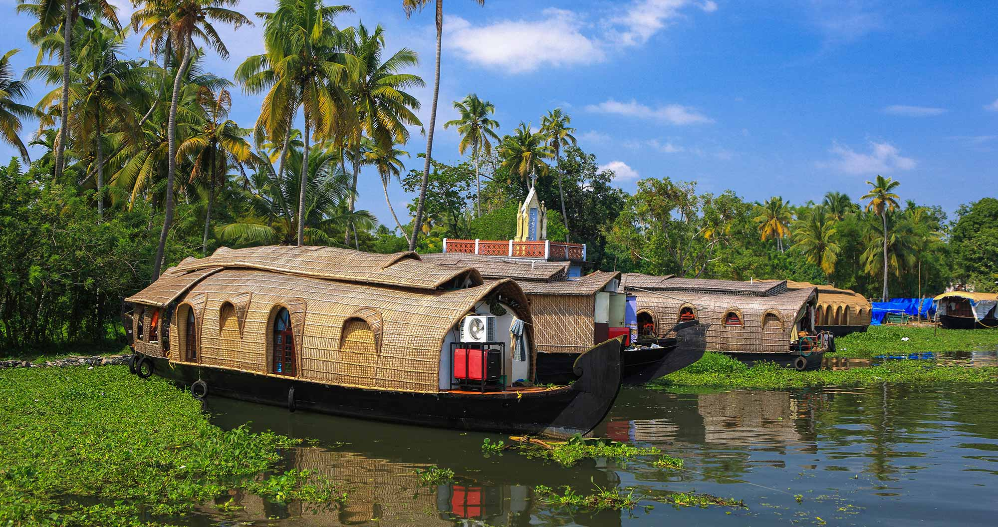 5 Nights/ 06 Days Kerala