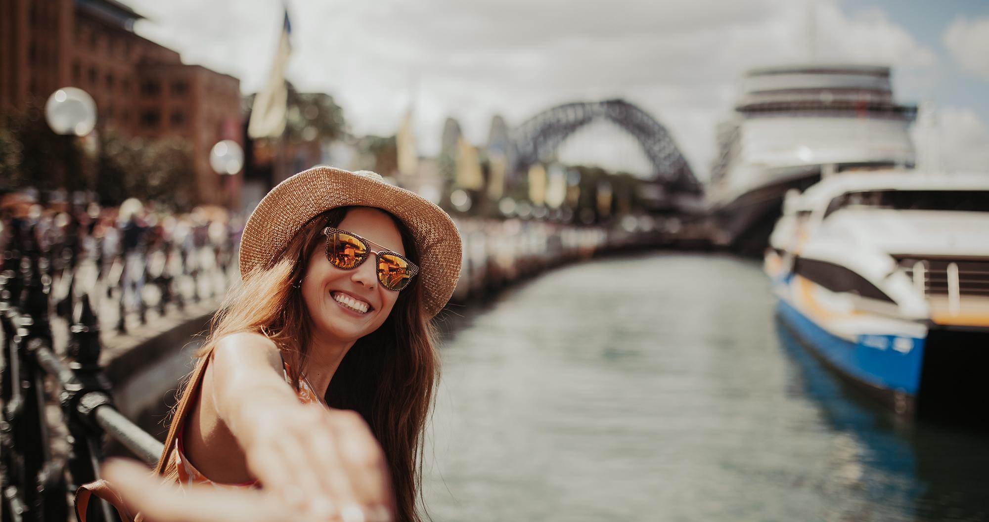 Dazzling trip to Australia