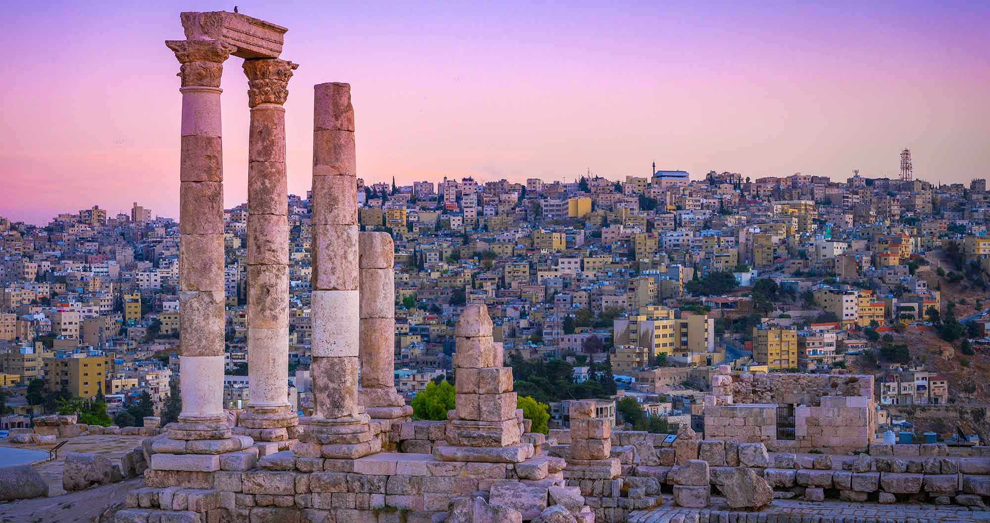 Luxury Travel Destinations in Jordan